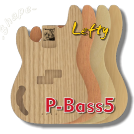 P-Bass Body STD