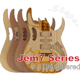 JEM body Style Super Light (for 7 strings)