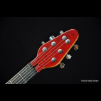 Guitar inspired by Red Special STF