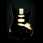Body Black Strat Relic
