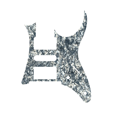 Pickguard for Ibanez rg configurable