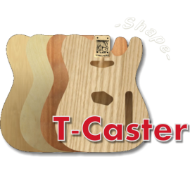 Telecaster Style Body