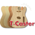 T-Caster Body STD
