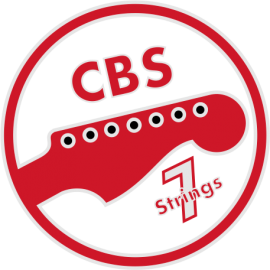 Stile cbs 7 corde