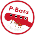 P-Bass Neck Lefty