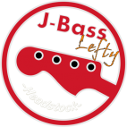 J-Bass Neck Lefty