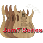JEM Body (7 strings)