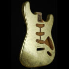 ' 54 Stratocaster body Style-Gold Leaf-