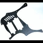 EGO®  Carbon Fiber Pickguard